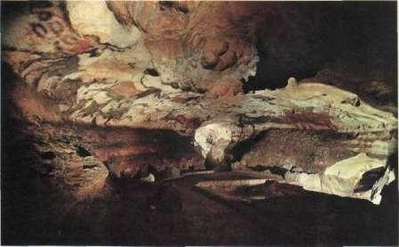 наскальная живопись пещера альтамира: