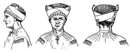 женский головной убор