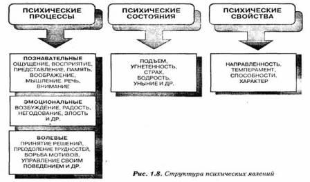 Психология преподаватель - Цыганкова Мария Николаевна.  Психические явления.