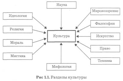 Схема система культура
